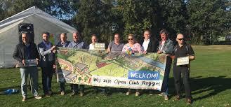 Open club Roggel presenteert