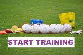 Trainingen jeugd gaan weer van start