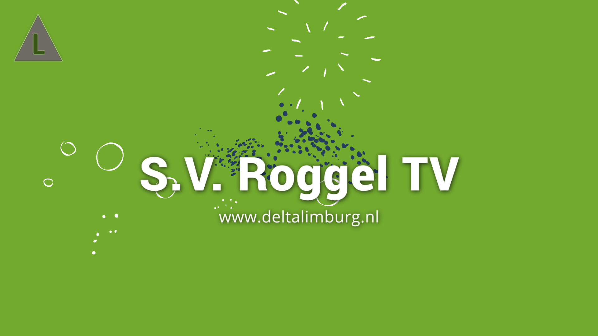 Aflevering 1 - November 2019 -  S.V. Roggel TV