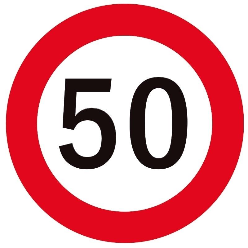 50 jaar lid - 2019