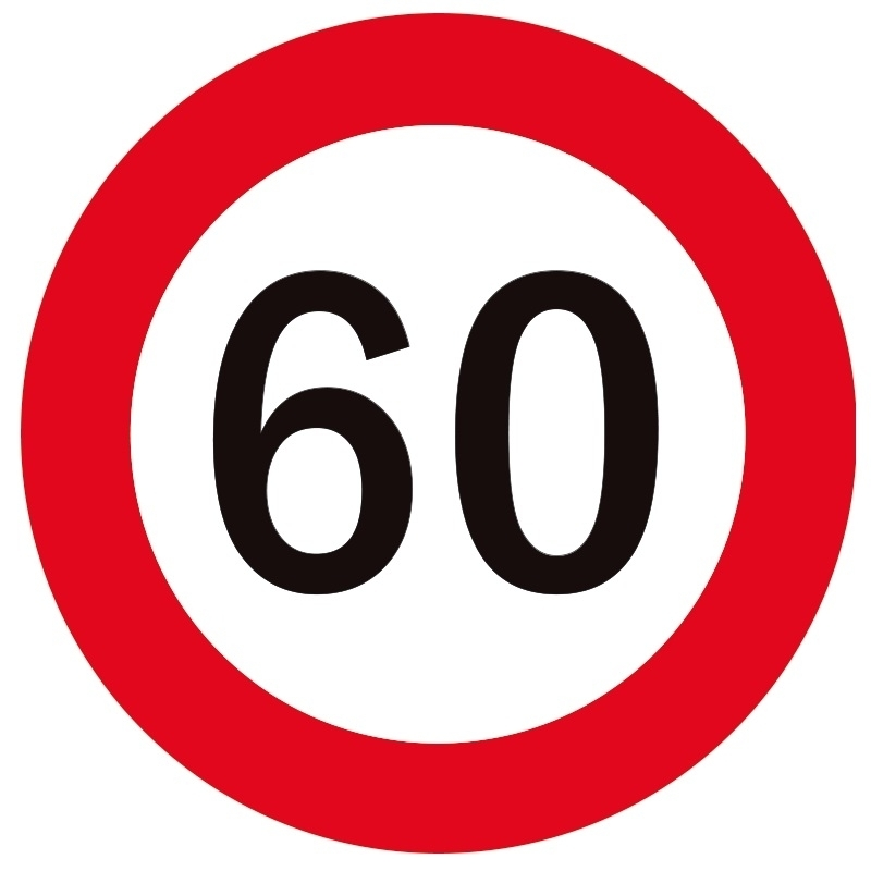 60 jaar lid - 2019