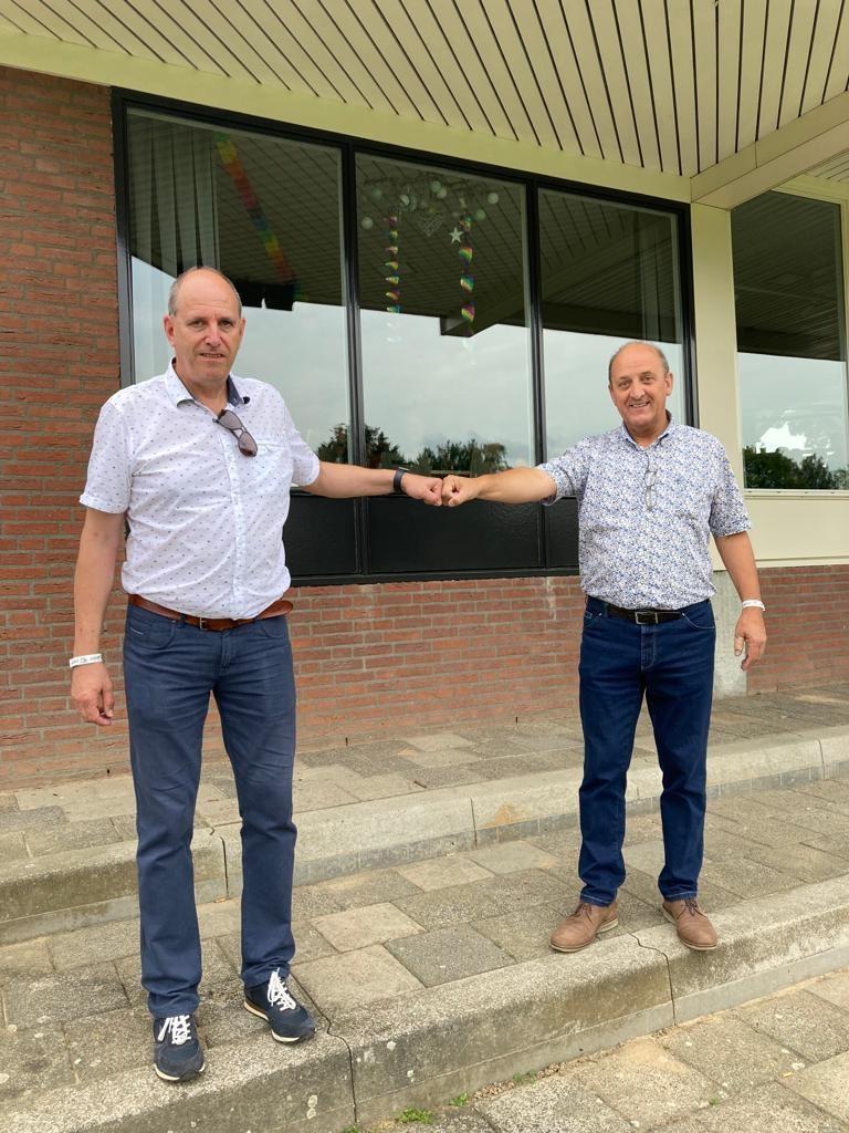 Frank Eurlings nieuwe trainer S.V. Roggel 2 Seizoen 2021-2022