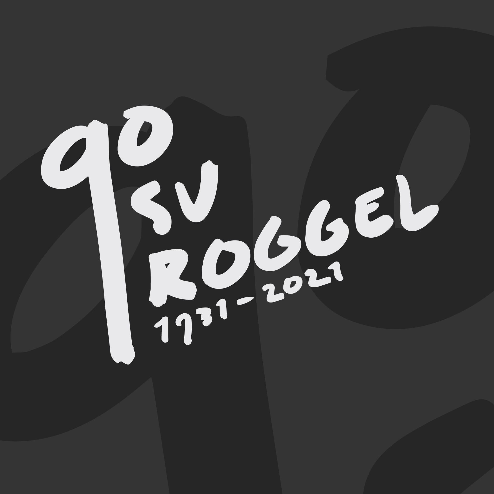90 minute zeen 90 jaor S.V. Roggel gewaore!
