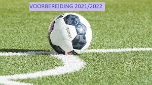 Programma voorbereiding senioren seizoen 2021-2022